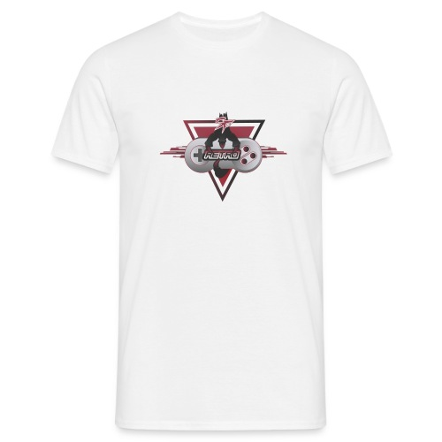 SFRetro Red - Men's T-Shirt