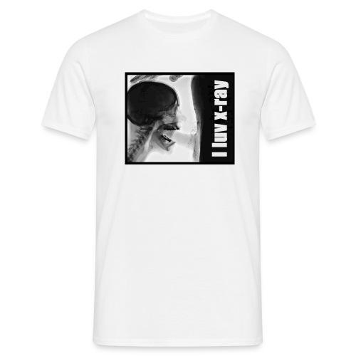 xray - Men's T-Shirt