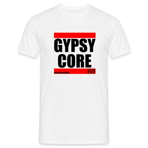 rrr gypsycore black final - Männer T-Shirt