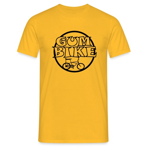 gumbike2011 - T-shirt Homme