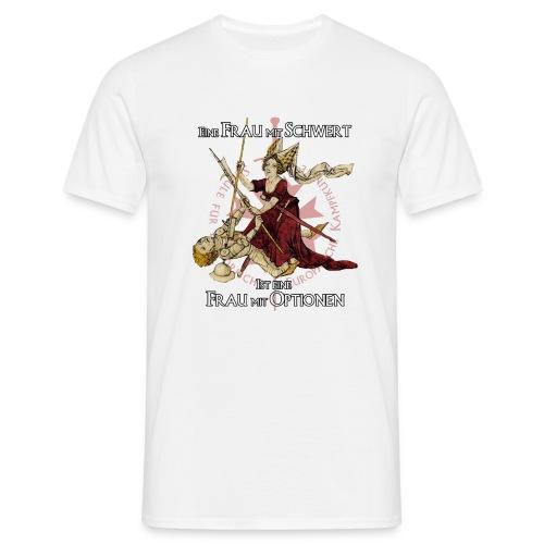 FRAUORDAL gladiatores600dpi - Männer T-Shirt