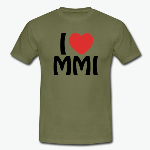 I love MMI - T-shirt Homme
