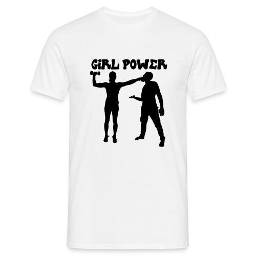 GIRL POWER hits - Camiseta hombre