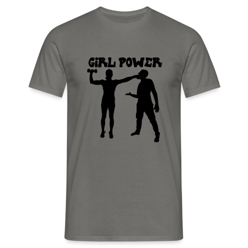 GIRL POWER hits - Camiseta hombre