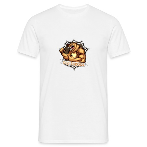 old school csgo logo - Camiseta hombre