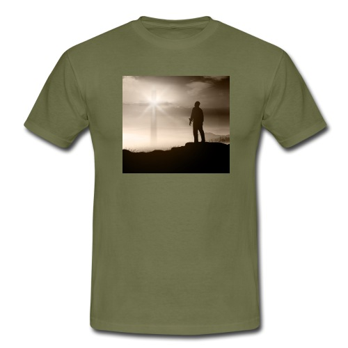 The road to victory - Men's T-Shirt