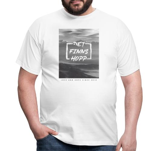 Det finns hopp Photo - T-shirt herr
