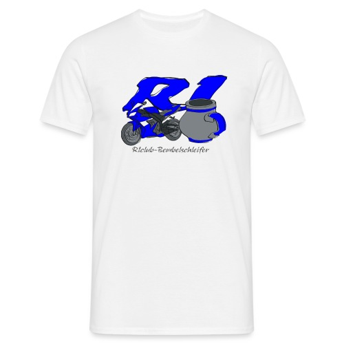 r1 bembler - Männer T-Shirt