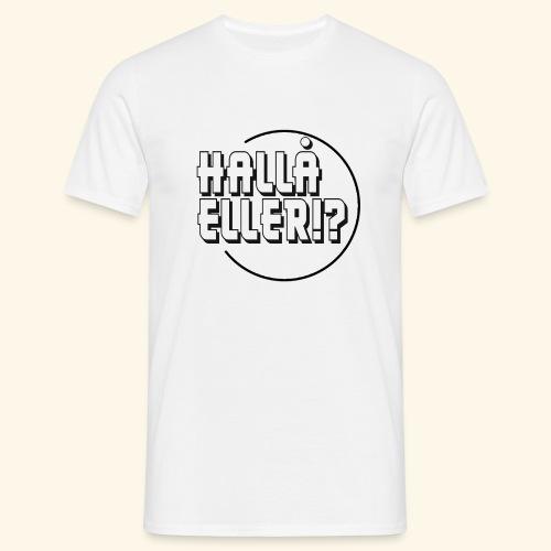 Hallå Eller!? - T-shirt herr
