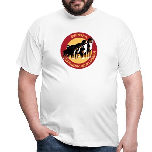 Sennenhundklubben - T-shirt herr