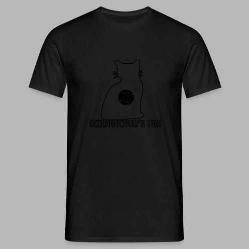 Schrodinger's Box - Men's T-Shirt