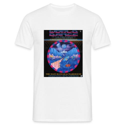 worlddance0020 - Men's T-Shirt