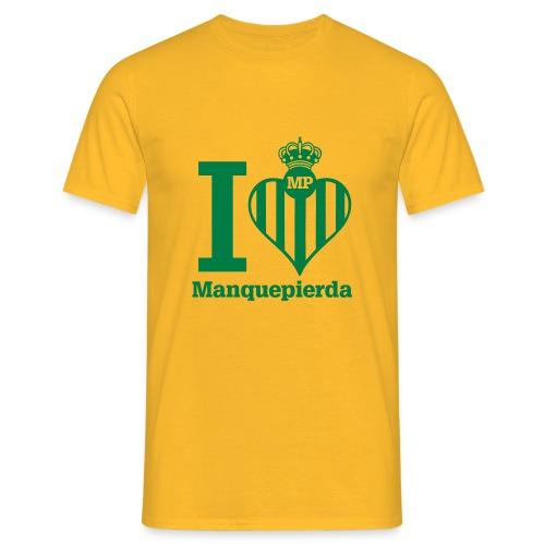ilovebetis - Camiseta hombre