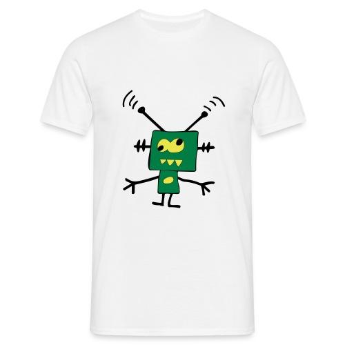 robot - Koszulka męska