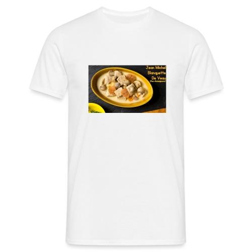 Jean Michel Blanquette - T-shirt Homme