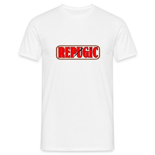 REPUGIC d2018 - Camiseta hombre