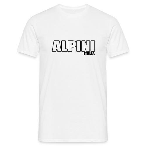Alpini Italia - Maglietta da uomo