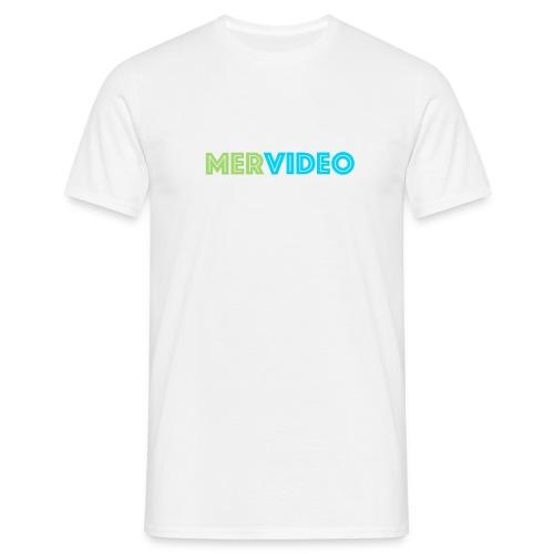 Mervideo - Mannen T-shirt