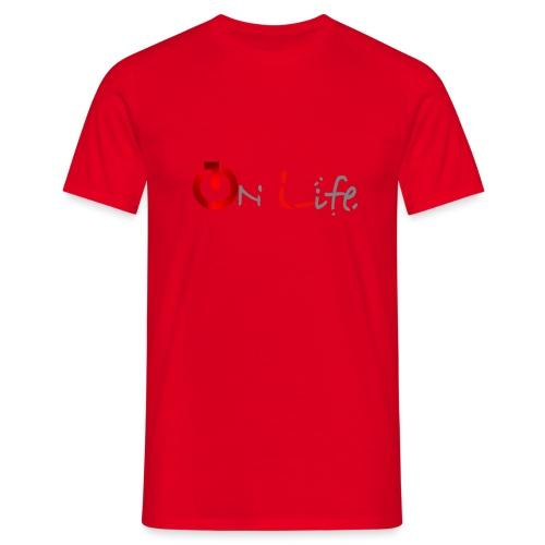 OnLife Logo - T-shirt Homme
