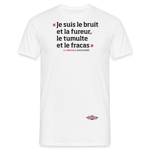 melenchon - T-shirt Homme