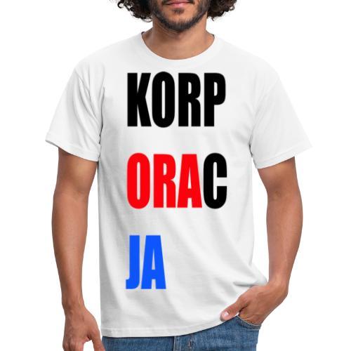 Korporacja - Koszulka męska
