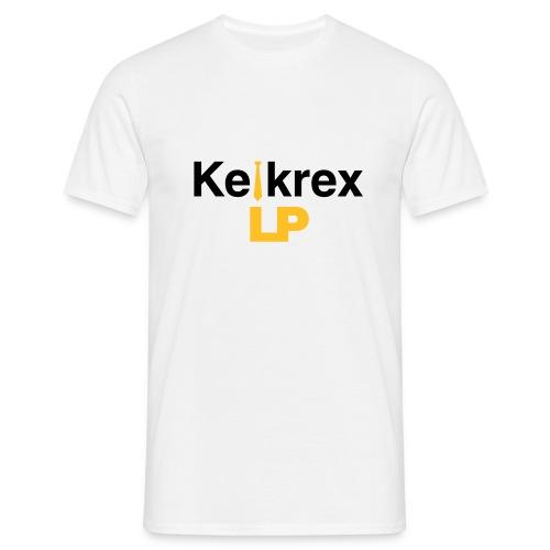 KelkrexLP schwarz - Männer T-Shirt