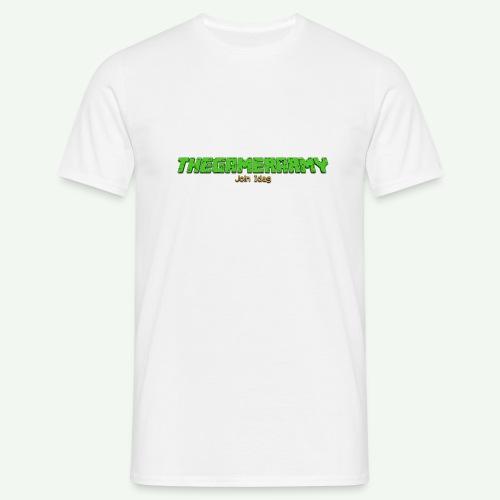 TheGamerArmy Join Idag - Herre-T-shirt