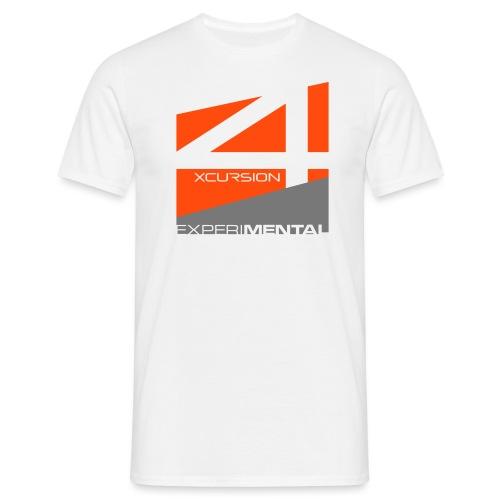 X4 emblem - Men's T-Shirt