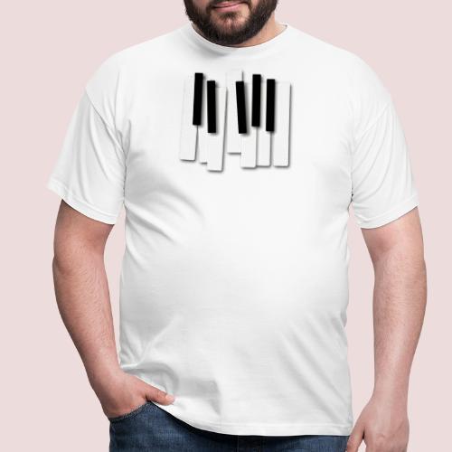 Klaviatur - T-shirt herr