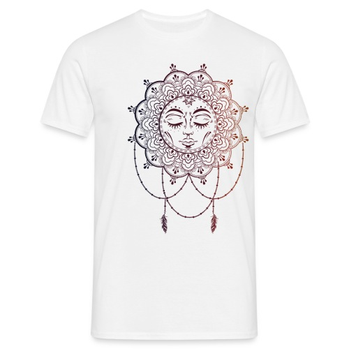 SOLEIL png - T-shirt Homme