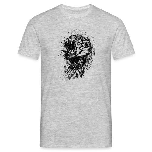 villikissa kuva - Miesten t-paita