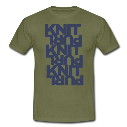 St, dark - Men's T-Shirt