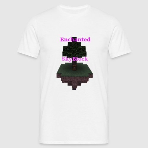 EnchantedSkyBlock - Men's T-Shirt