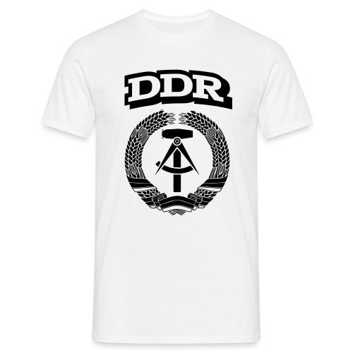 DDR T-paita - Miesten t-paita