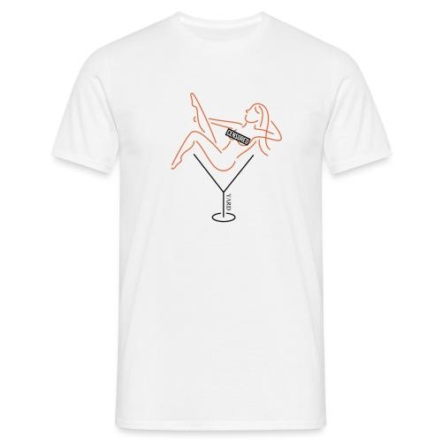 YARD girl - Mannen T-shirt
