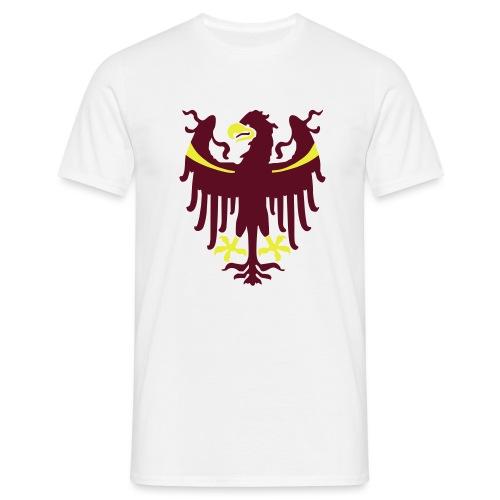 Wappen des Landes Südtirol - Männer T-Shirt