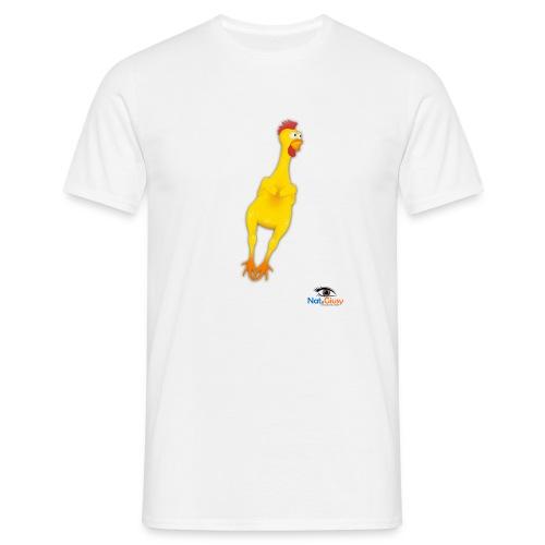 Il Pollo di Nat e Giusy - Maglietta da uomo