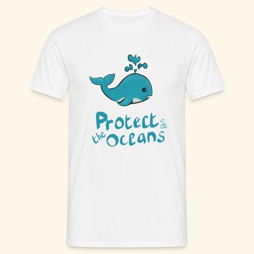 Protèges les océans - T-shirt Homme