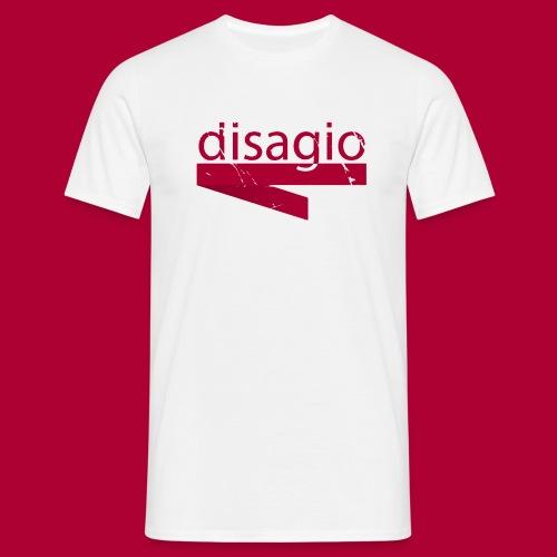 Disagio pubblico classico - Maglietta da uomo