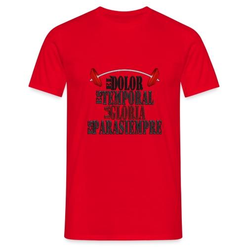 GYM - DOLOR TEMPORAL - Camiseta hombre