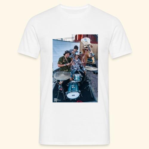 Surfing Stingrays Beerfestival - Mannen T-shirt