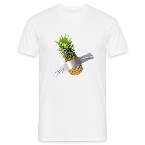 Pineapple Art - Maglietta da uomo