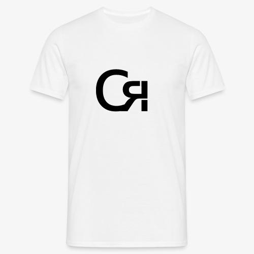 logo cr - T-shirt Homme