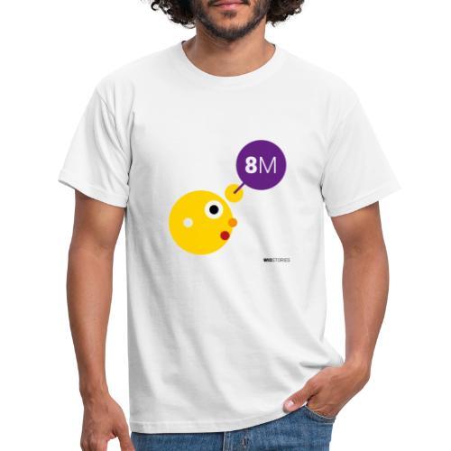 WIO 8M - Camiseta hombre