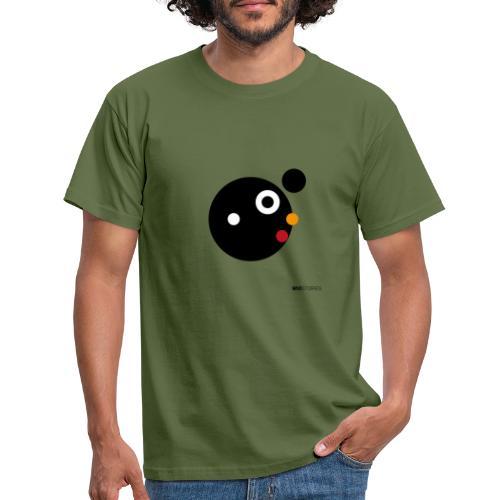 WIO BLACK POWER - Camiseta hombre