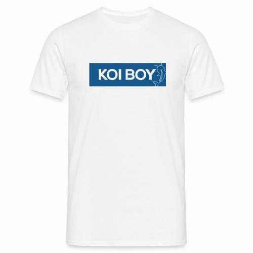 Koi Boy T-Shirt - Männer T-Shirt