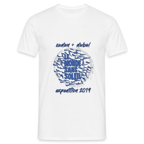 Sudan Transparente - Camiseta hombre