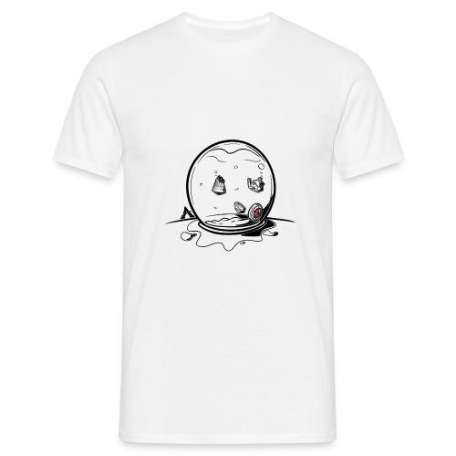 Visbokaal Huis - T-shirt Homme
