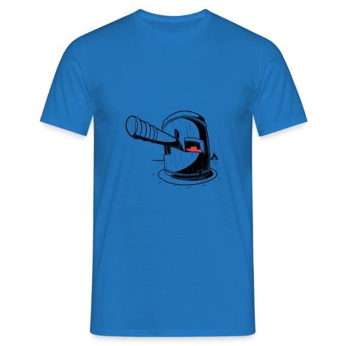 De Hamer van het Gerecht - T-shirt Homme