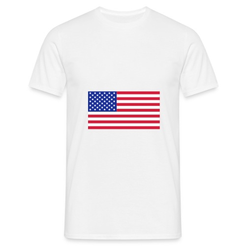 USA / United States - Mannen T-shirt